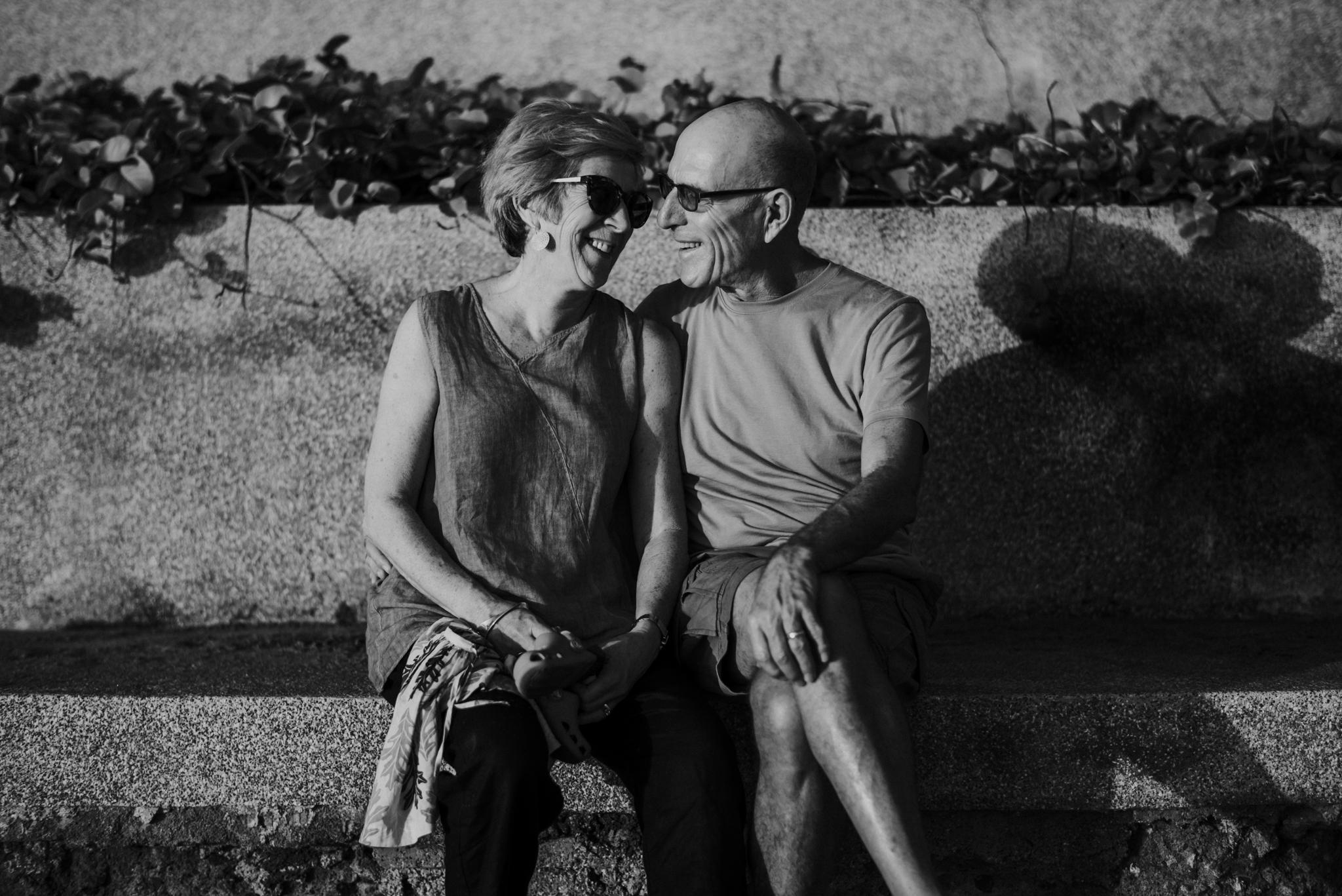 the kissing shadow